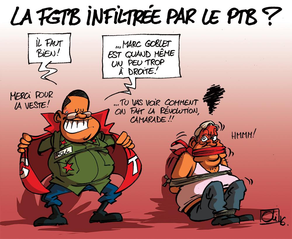 FGTB-PTB-Raoul-Hedebouw-Marc-Goblet-greve