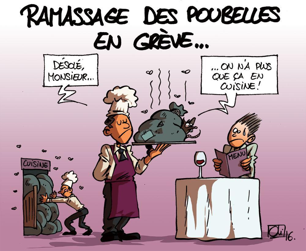 grèves-Poubelles-wallonie