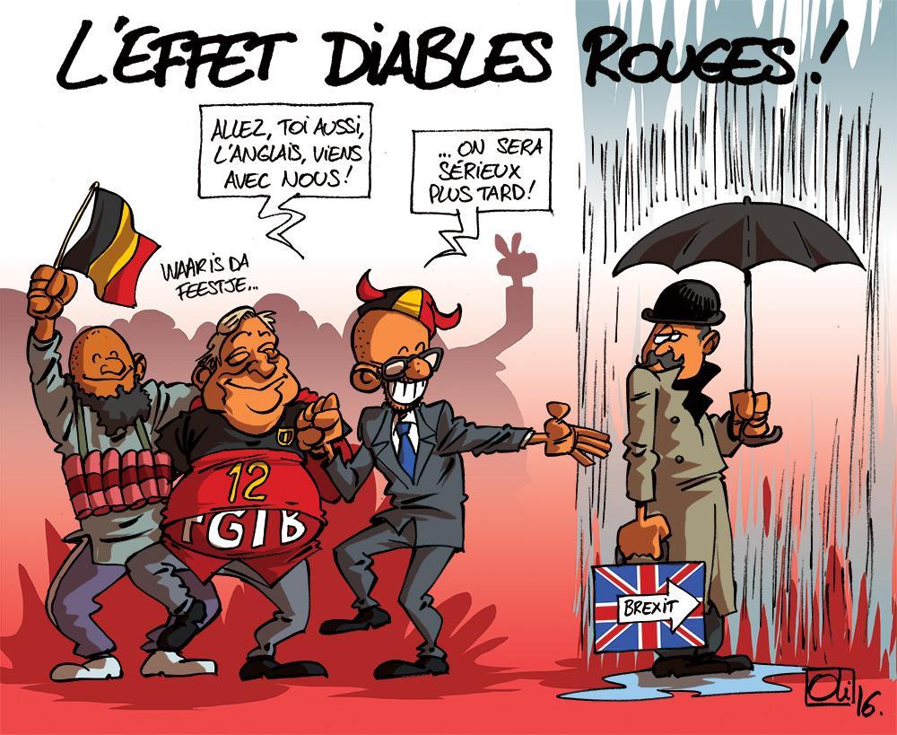 Diables-Rouges-victoire-hongrie-Belgique-Brexit