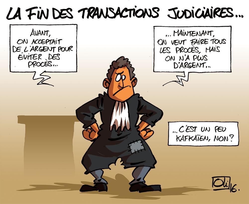 Justice-argent