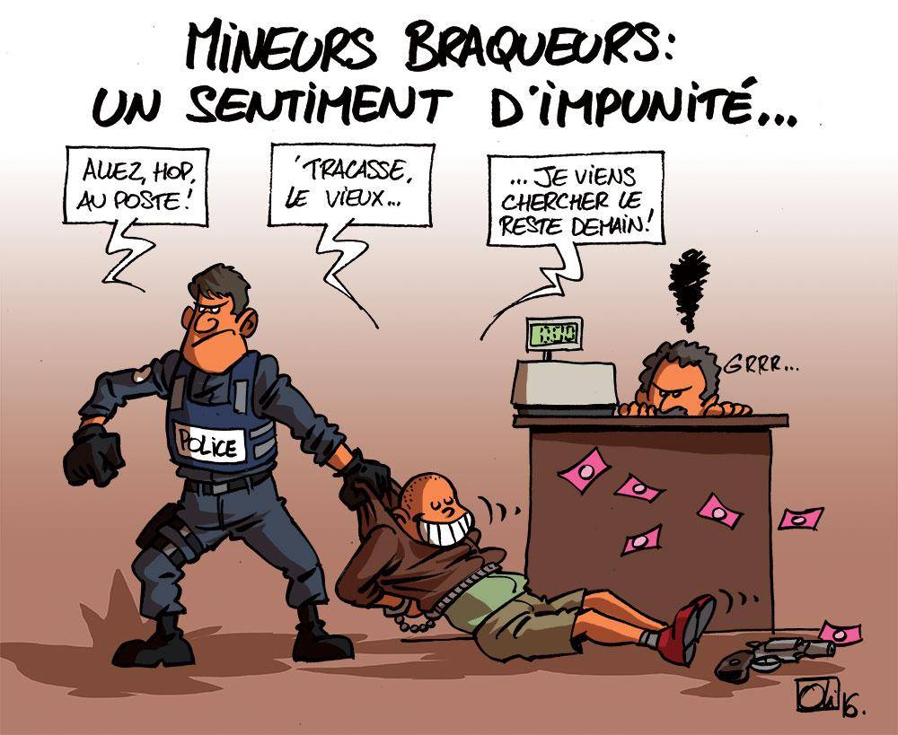 Braqueurs-mineurs
