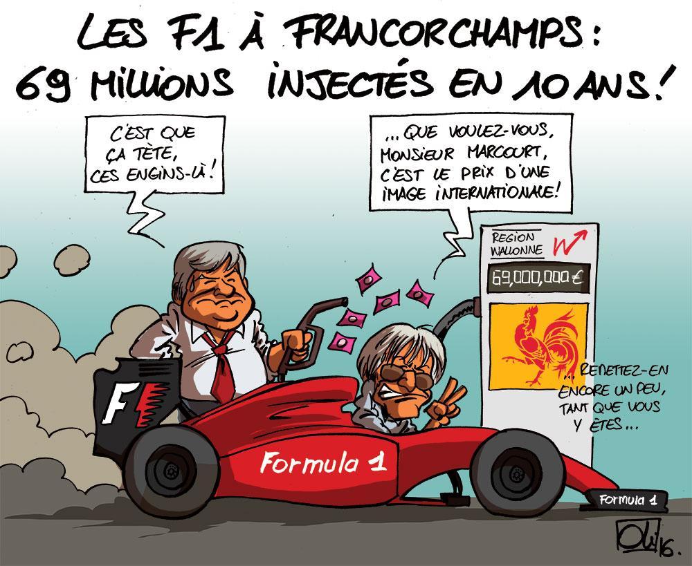 Formule-1-F1-Francorchamps