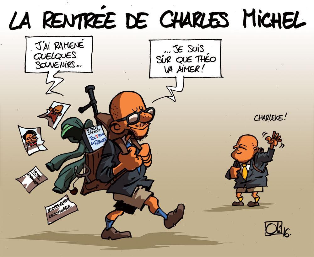 Rentree-Charles-Michel-Theo-Francken