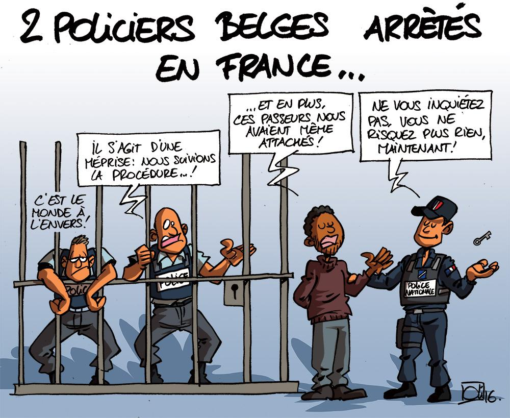 police-belgique-france-migrant