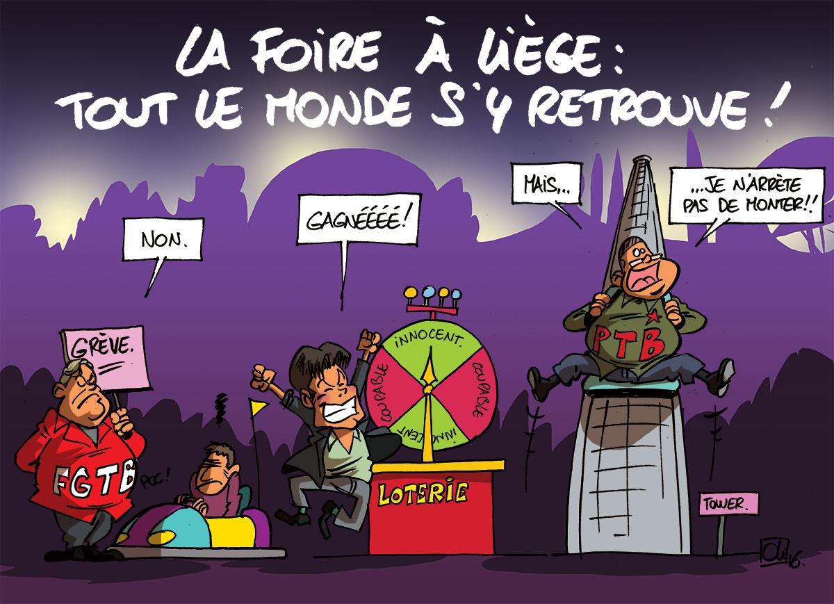 La foire de Liège pour tous !