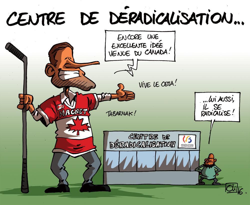 Déradicalisation à la canadienne !