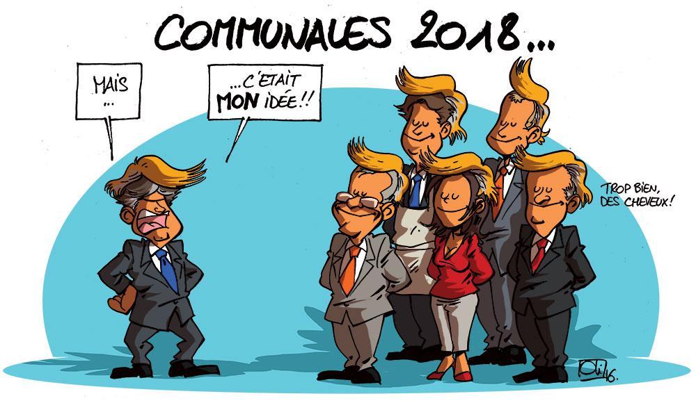 Verviers : trumpisation ?