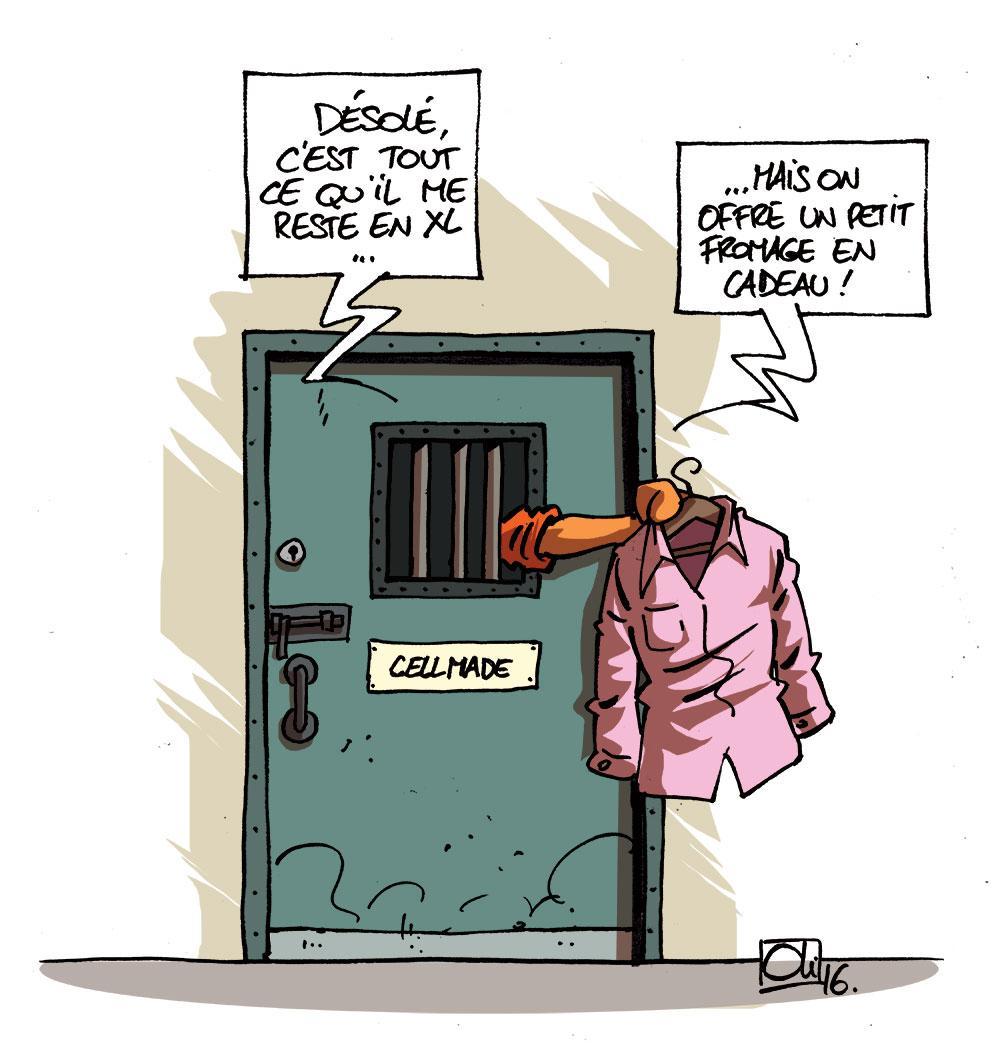 Cellmade : produits en prison !
