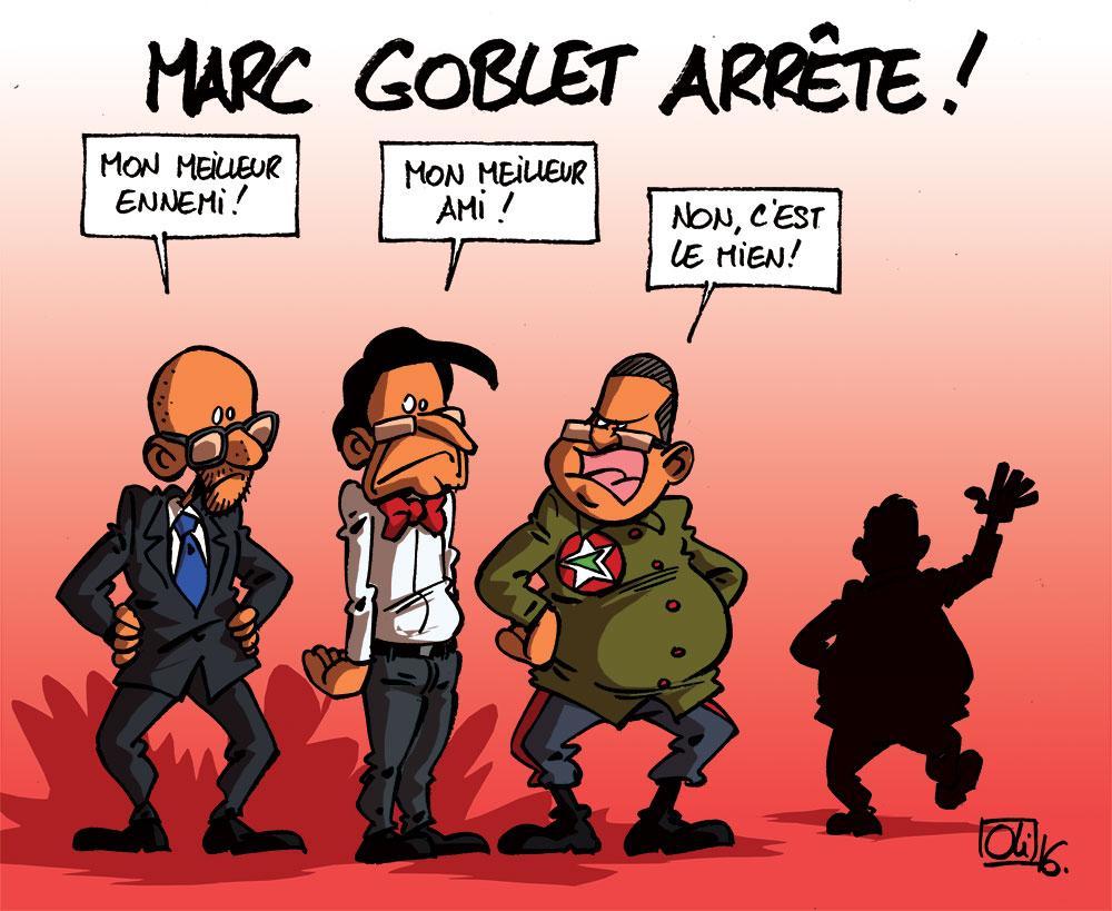 Marc Goblet va quitter la FGTB