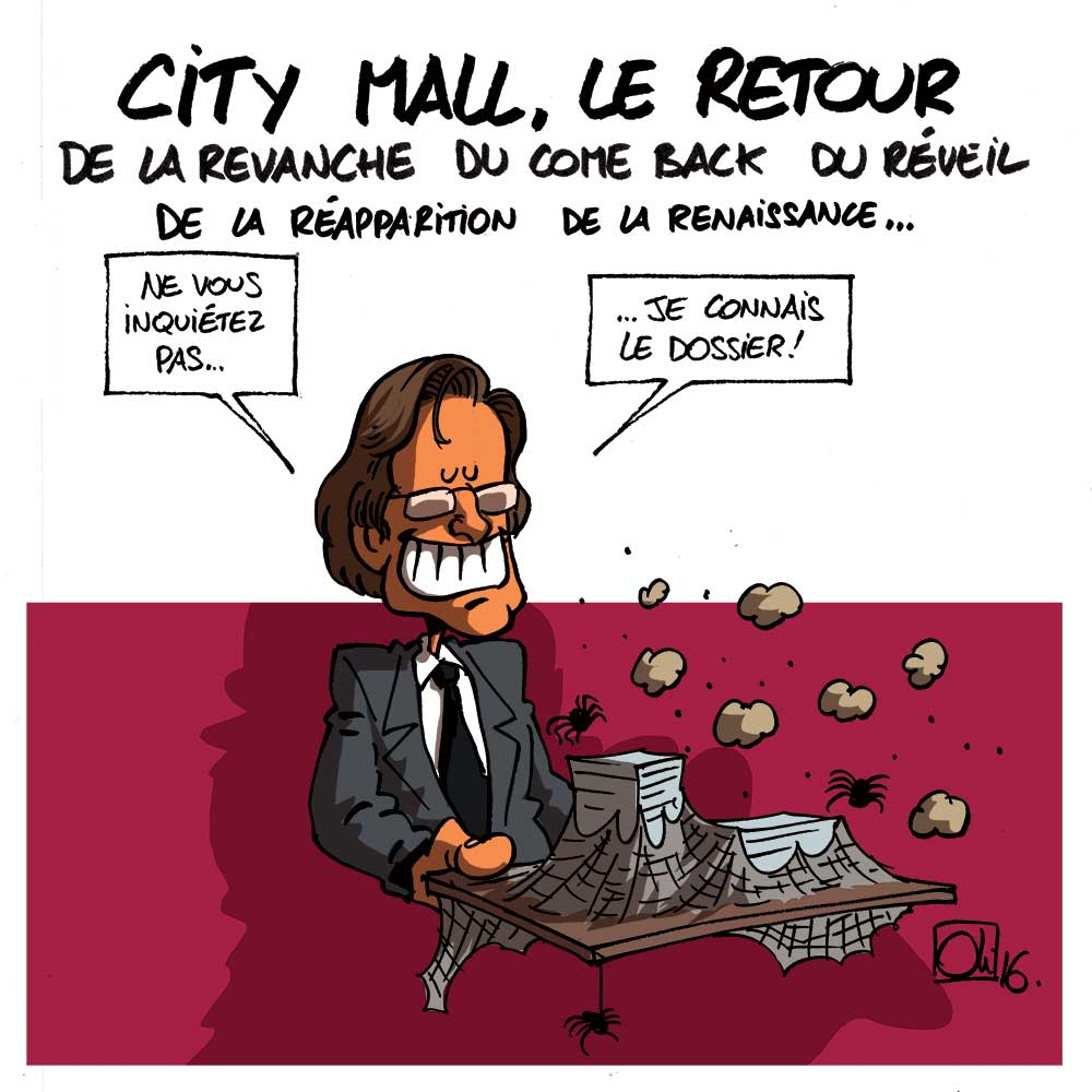 CityMall, le retour !