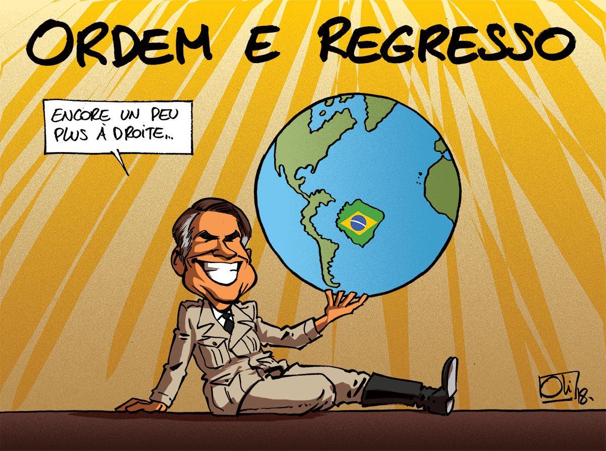 Jair Bolsonaro | Les humeurs d'Oli