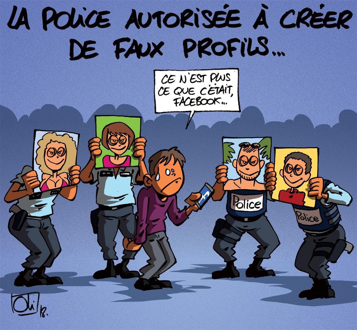 Police Les Humeurs D Oli