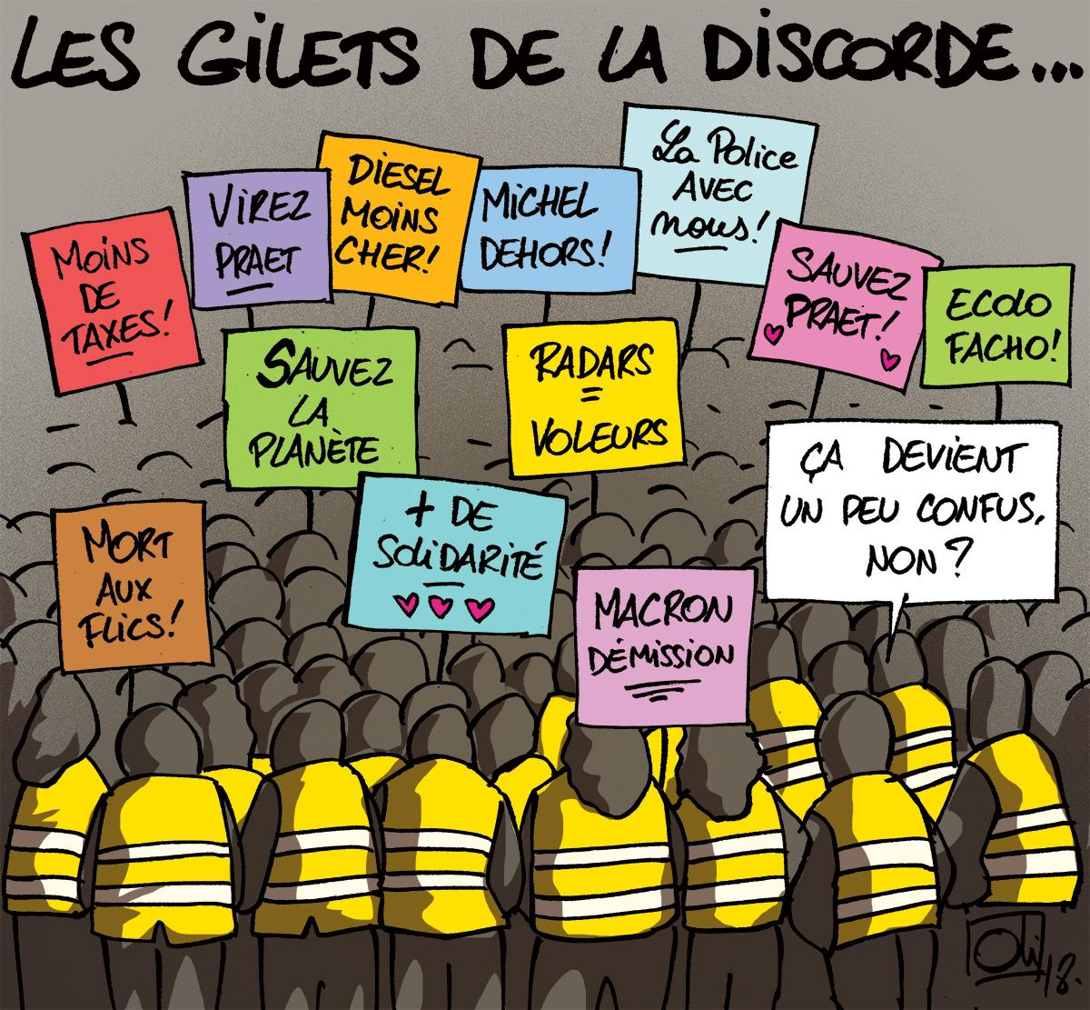 Rtl Les Humeurs D Oli