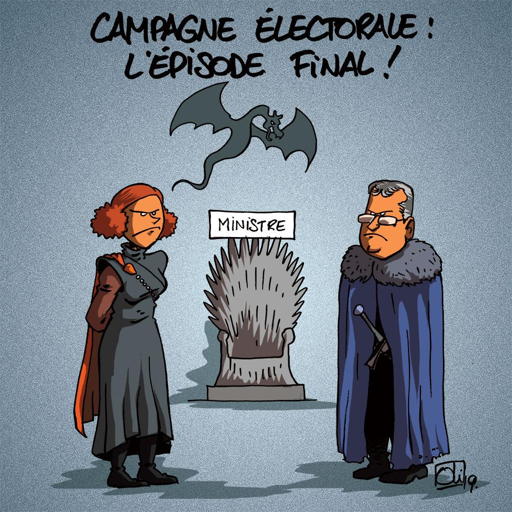 Game of Thrones à Herve