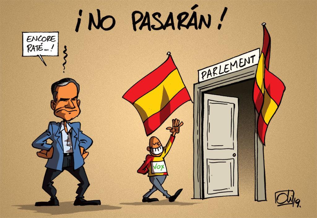 No Pasaran !
