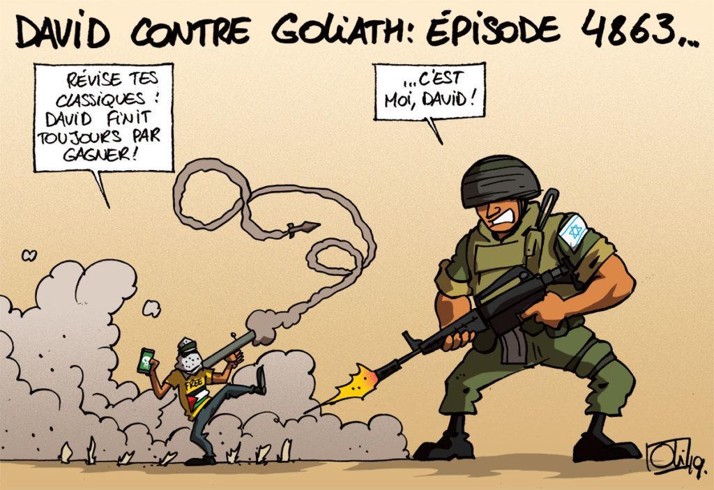 Israël - Palestine, ça continue...