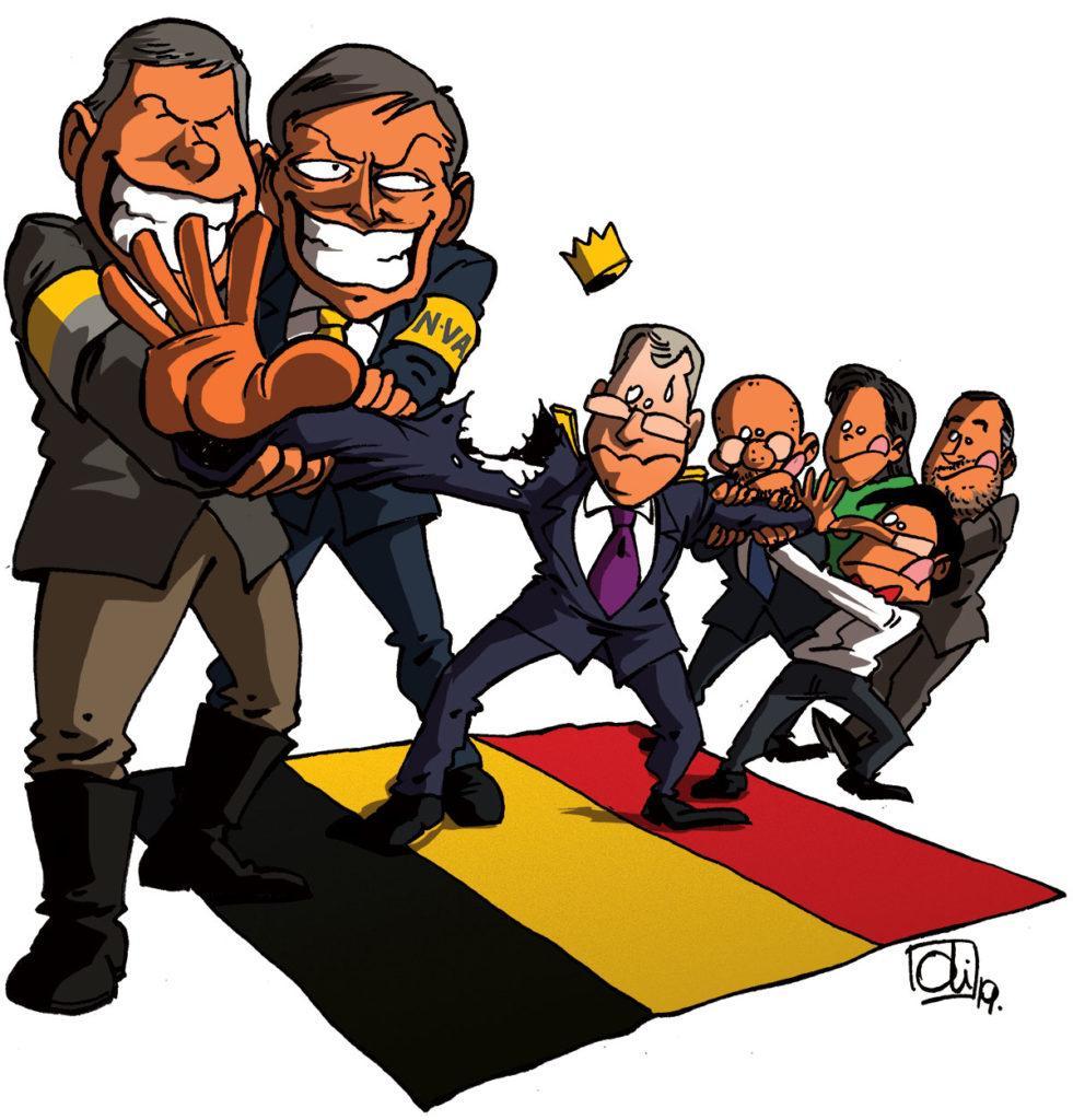 La Flandre a-t-elle voté la fin de la Belgique ?