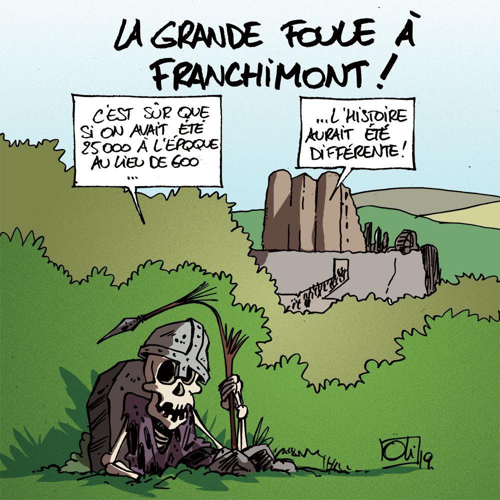 Fête médiévale de Franchimont