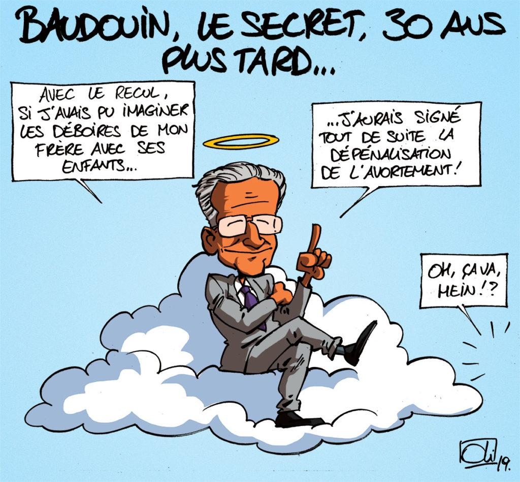 Le secret du roi Baudouin