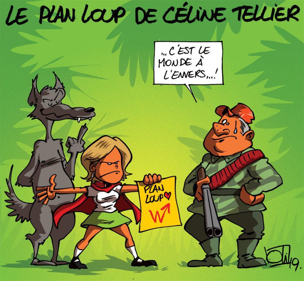 Le plan loup de Tellier