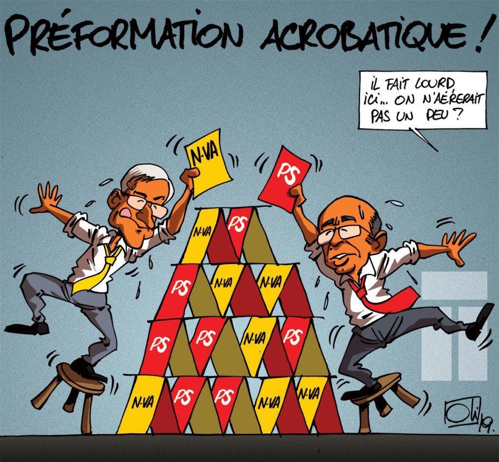 Préformation...
