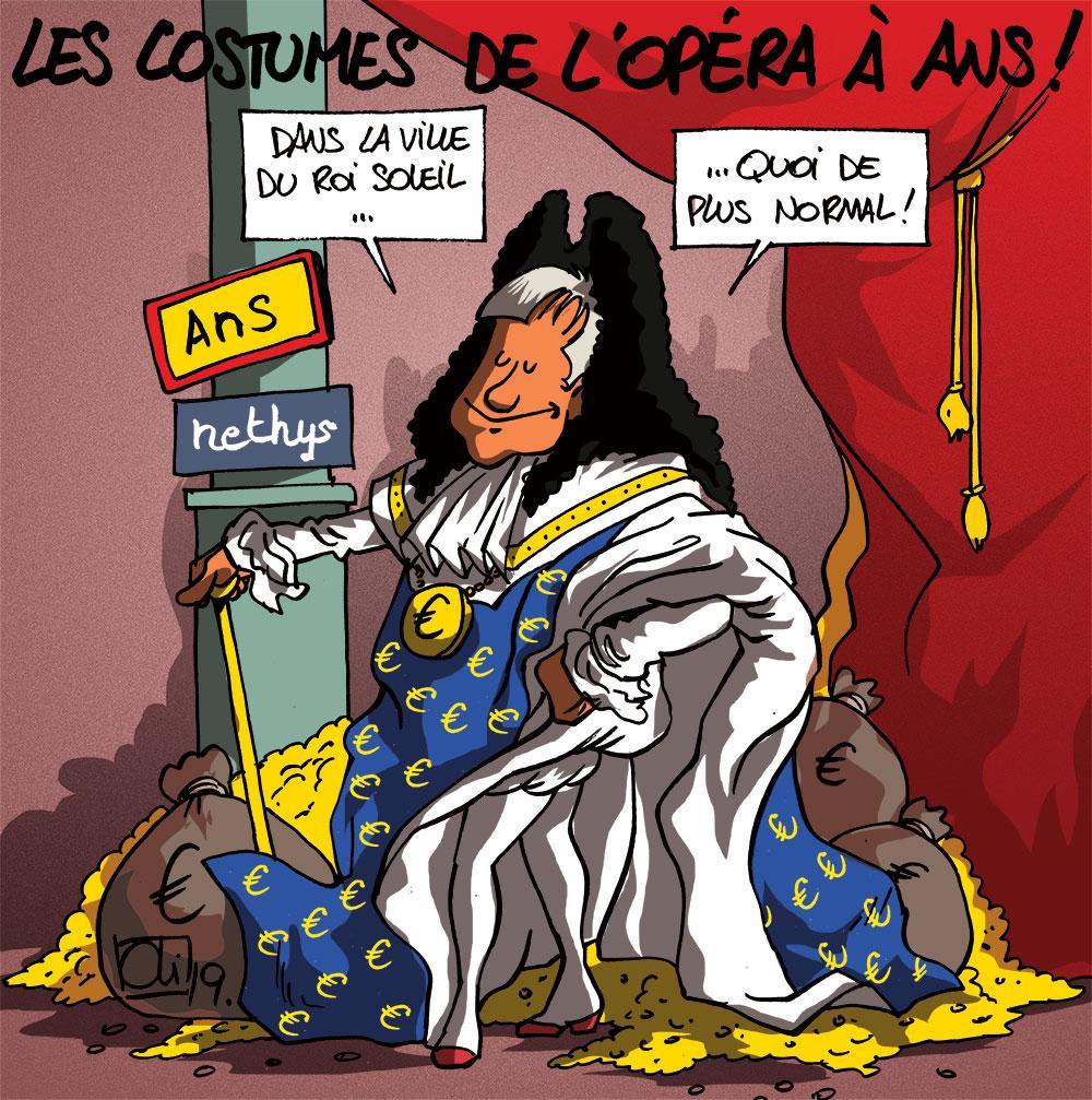 Moreau, le roi soleil !