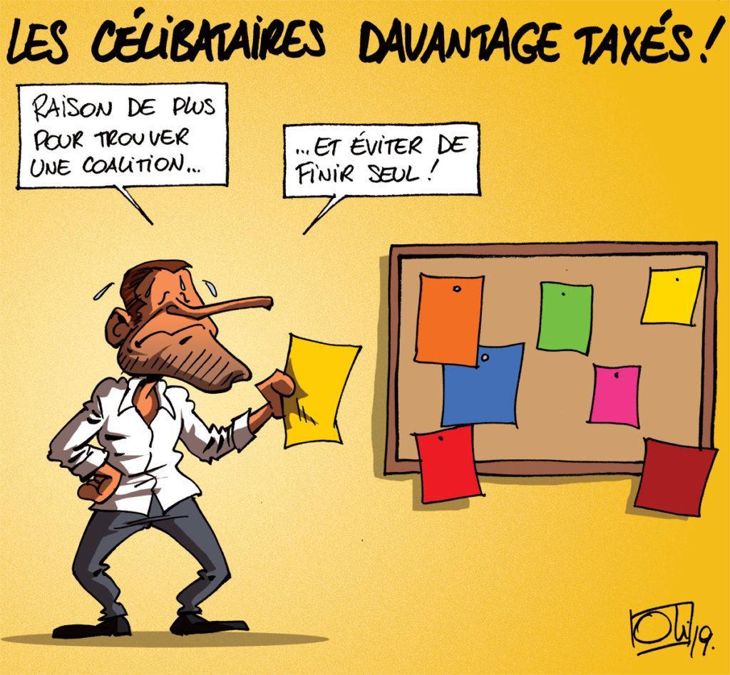 La Belgique vice-championne du monde... de l'imposition sur le travail !