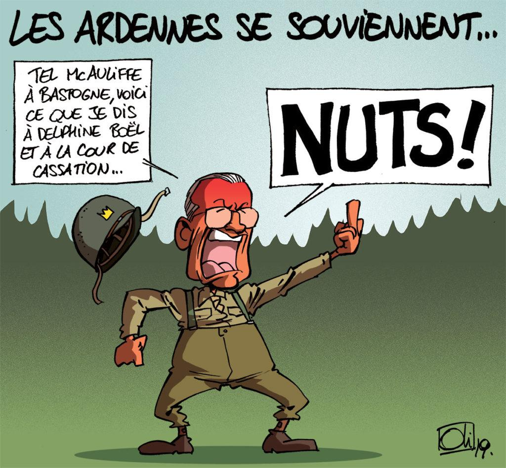 Nuts ! 75 ans !