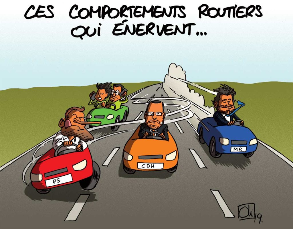 Comportements routiers