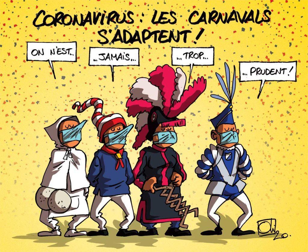 Carnaval et coronavirus