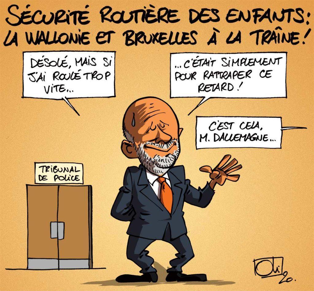 Georges Dallemagne sans immunité !