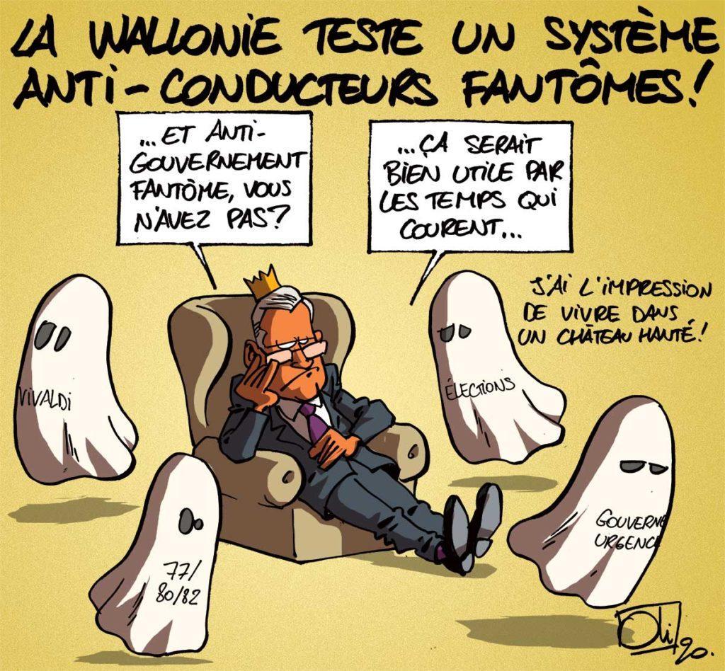 Gouvernement fantôme !