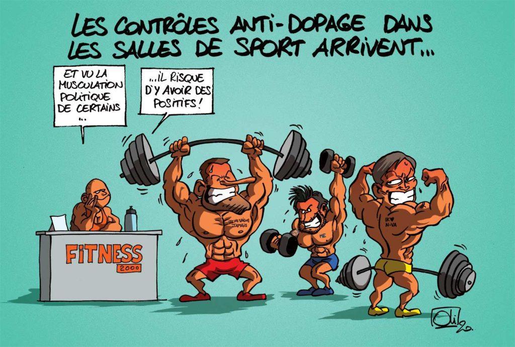 Contrôles anti-dopage