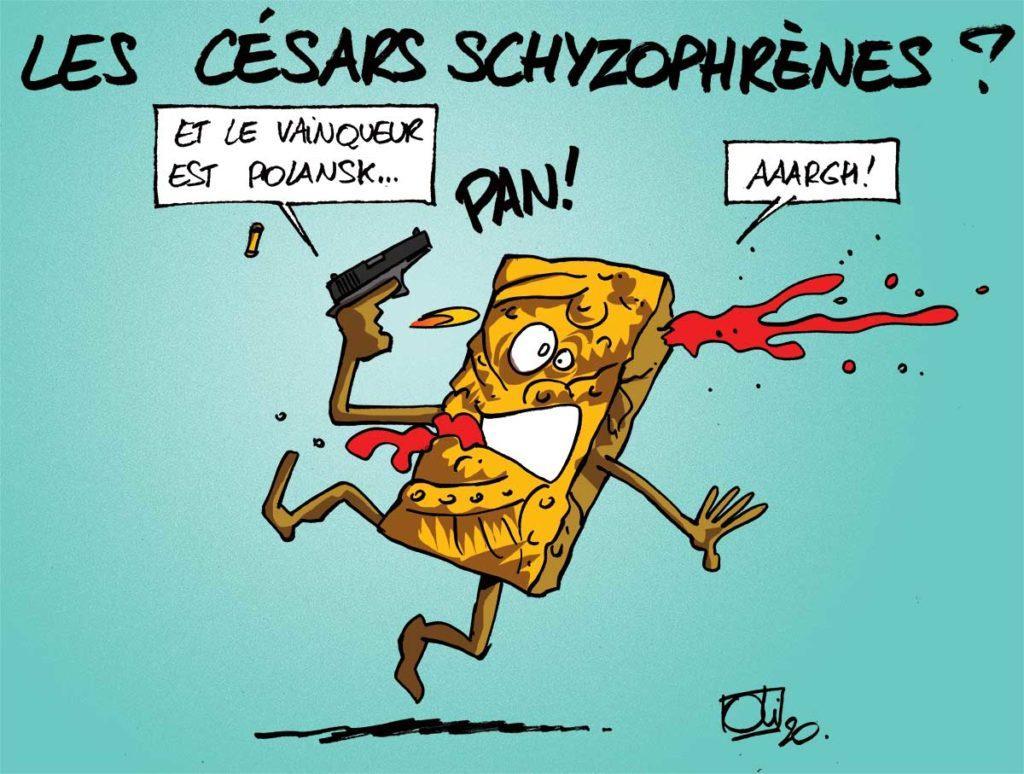 Césars 2020 : morituri te salutant