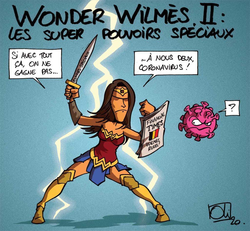 Wonder Wilmès
