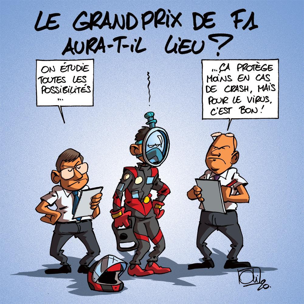 Francorchamps : de la F1 ou pas ?
