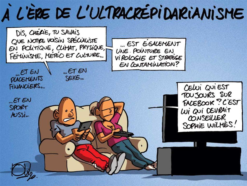 L'ultracrépidarianisme