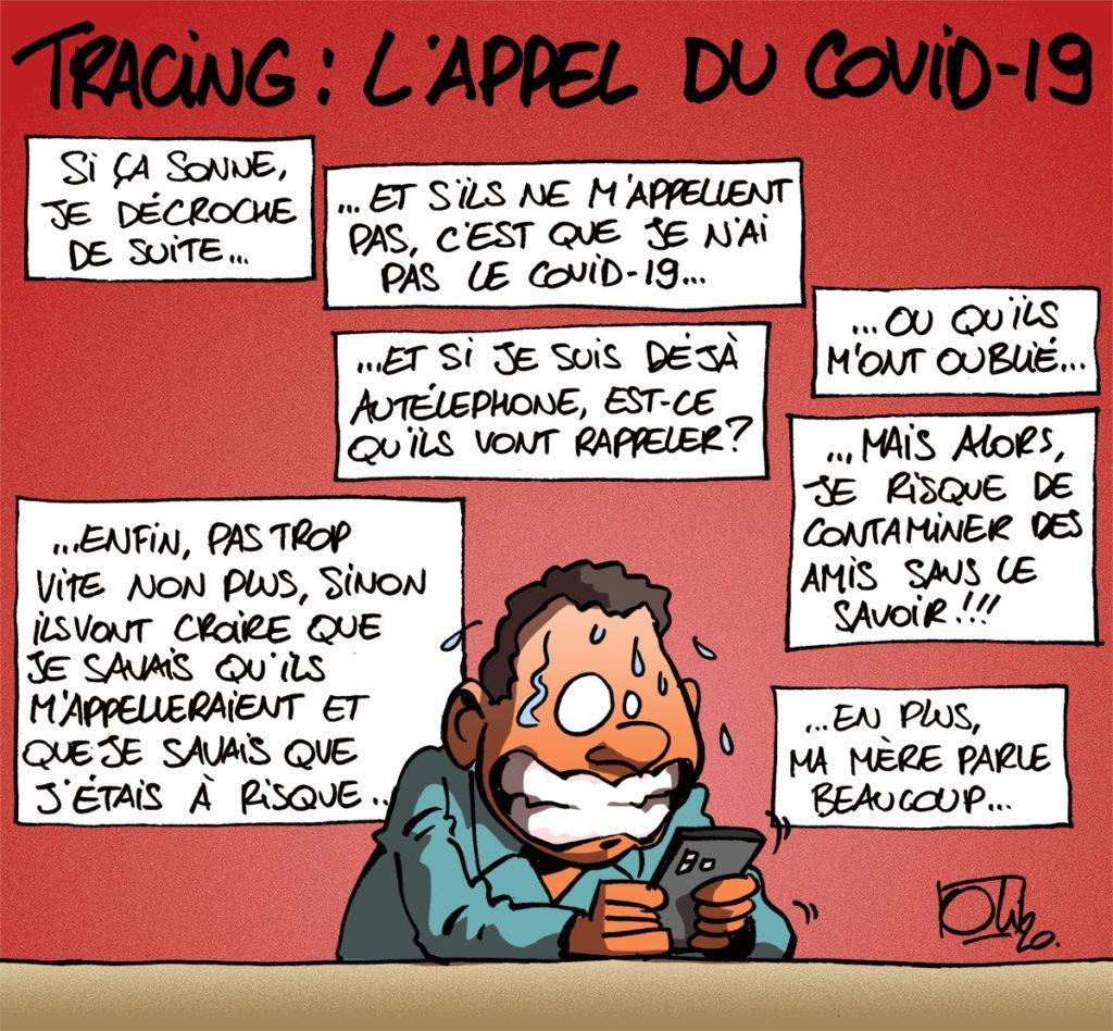 Tracing Covid-19