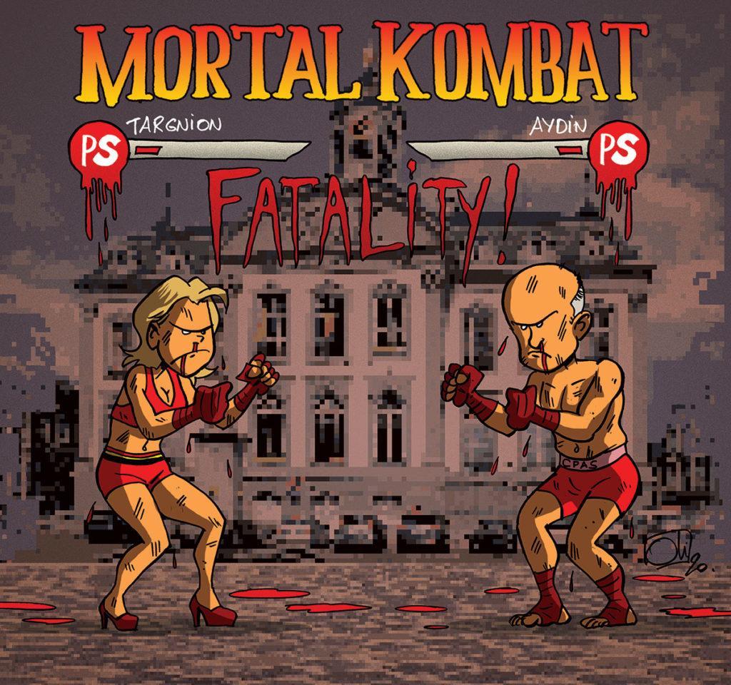 Mortal Kombat à Verviers