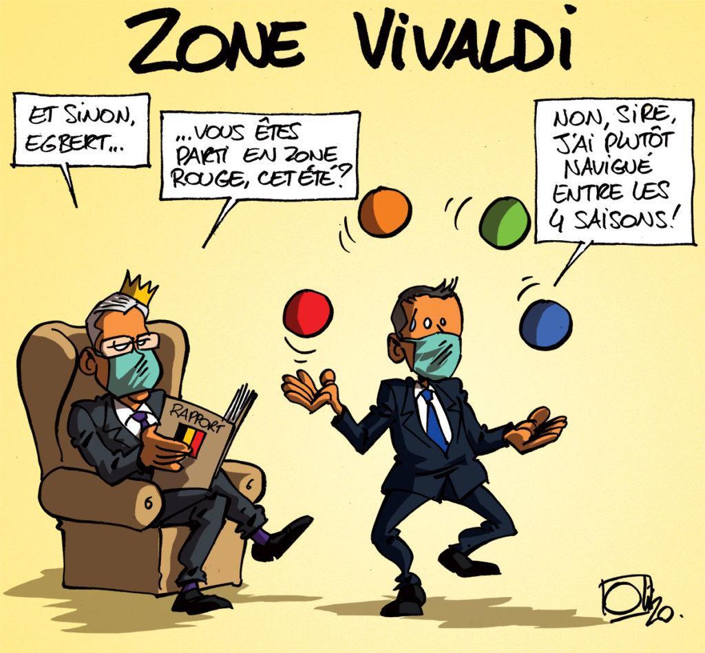 Vivaldi au palais !
