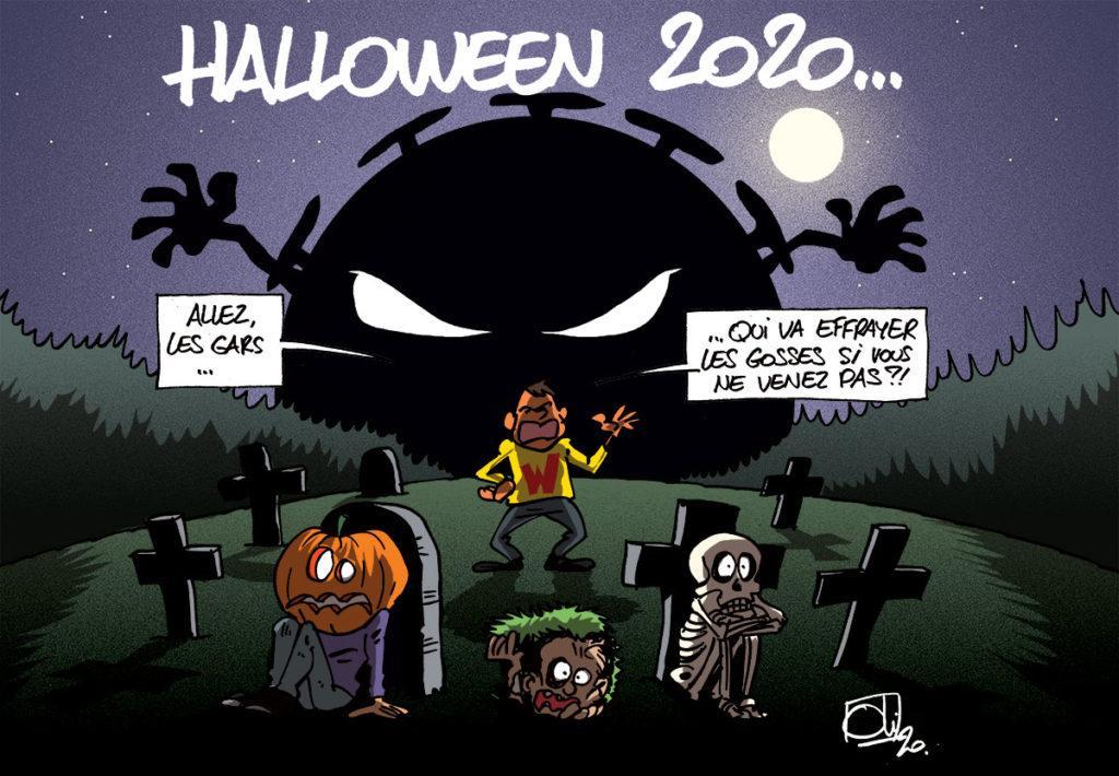 Halloween a peur