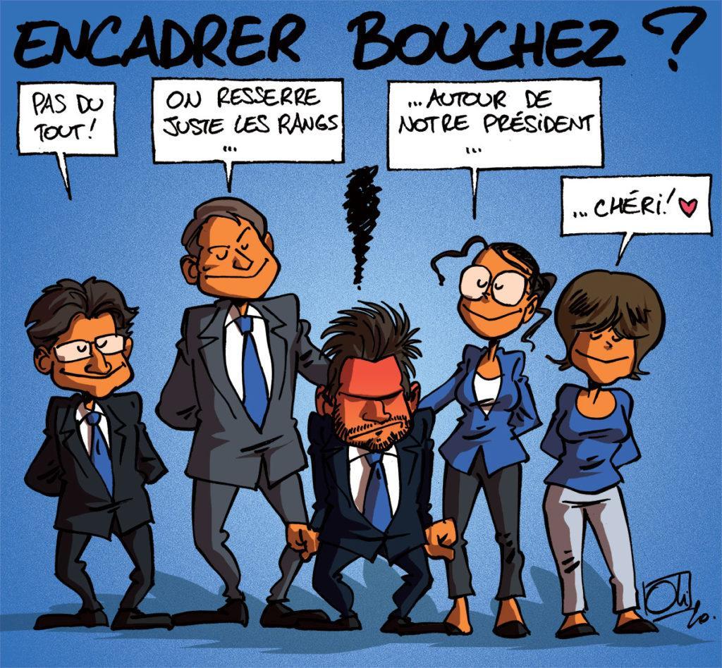 Encadrer Bouchez ?