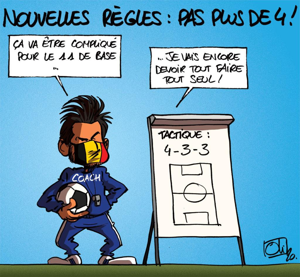 Coach Bouchez !