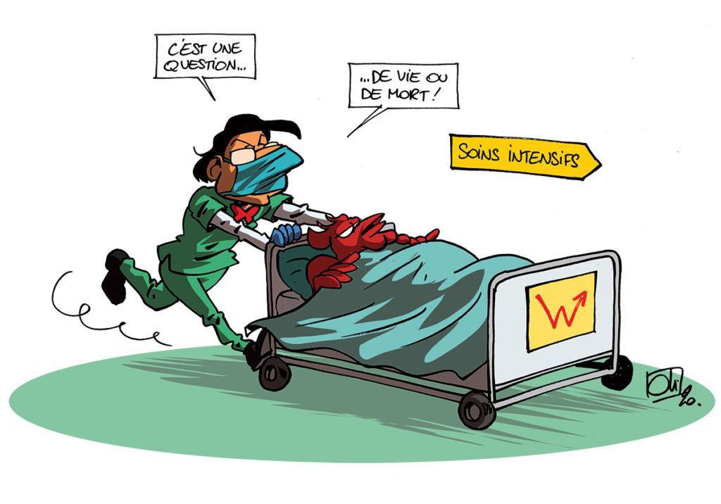 La Wallonie durcit les mesures