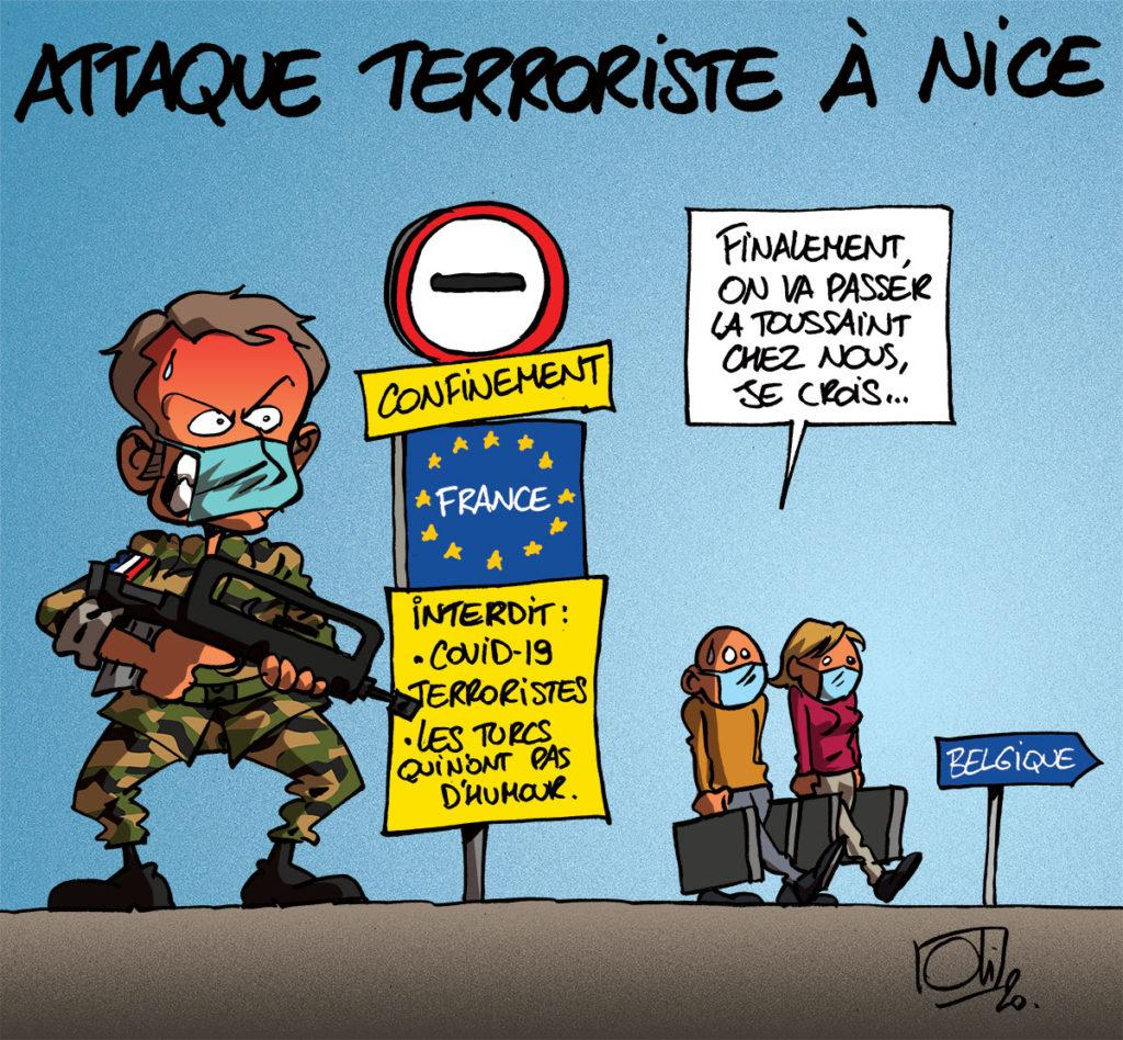 Attaque terroriste à Nice