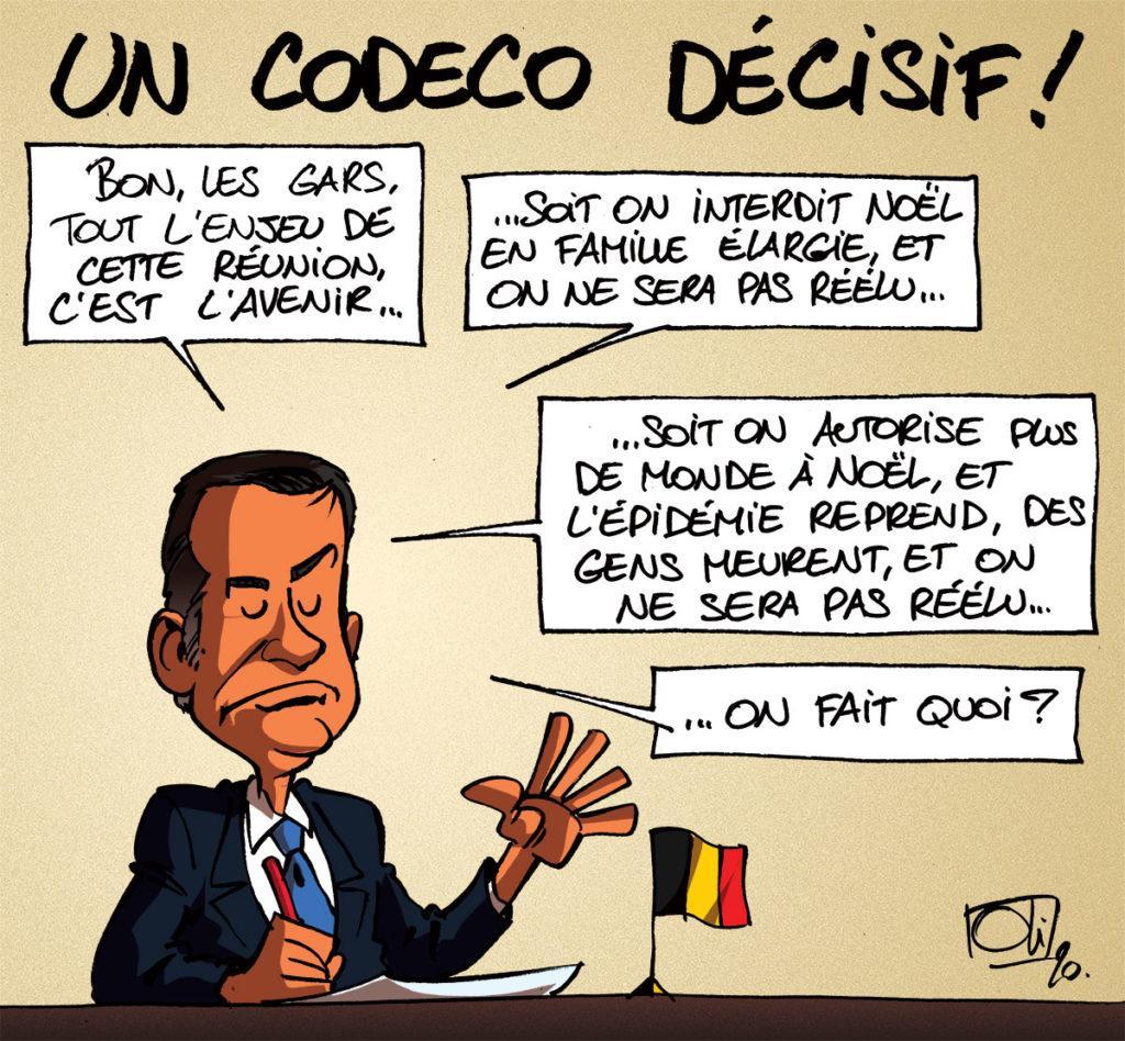 Codeco : quelles décisions ?
