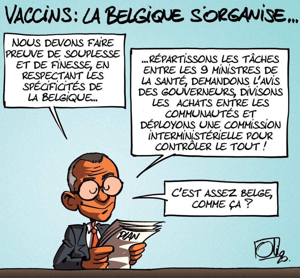La méthode belge