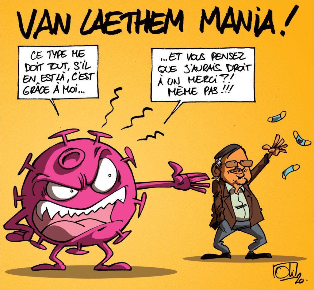 Yves Van Laethem Mania