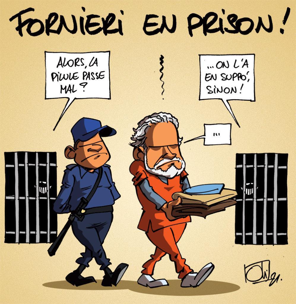 Fornieri en prison