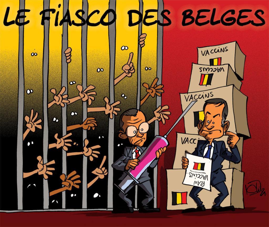 Le fiasco belge !